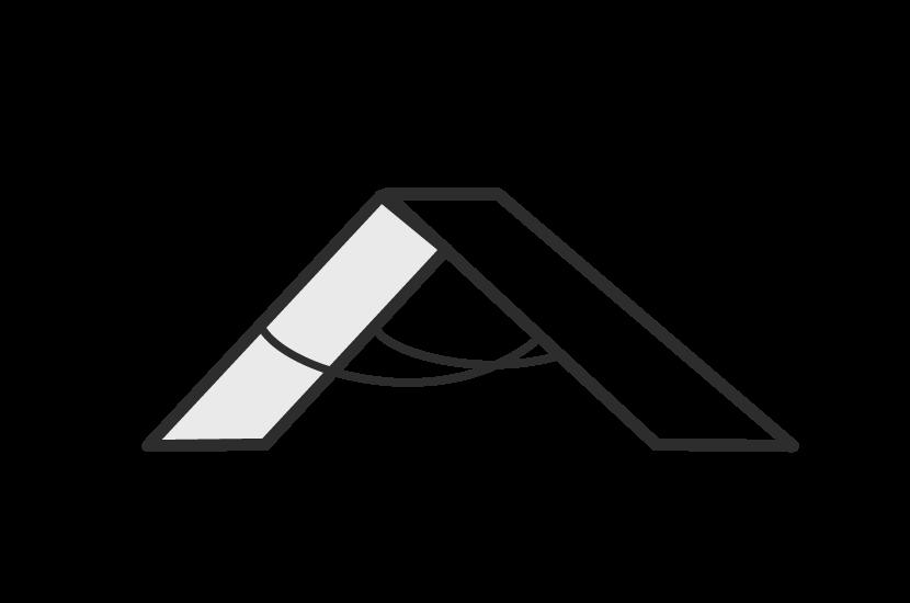 Rettungshundestaffel Geräte Illustration Schrägwand